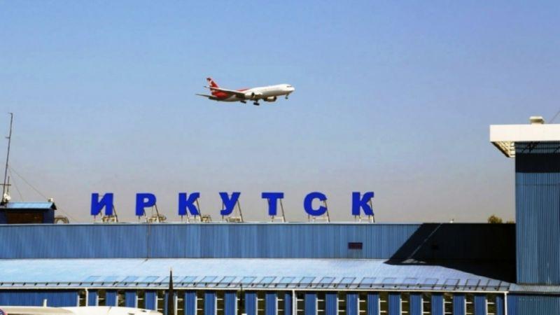 сколько лететь на самолете Москва - Иркутск