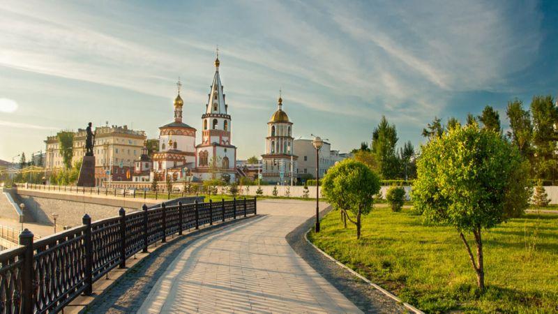 сколько лететь до Иркутска из Москвы