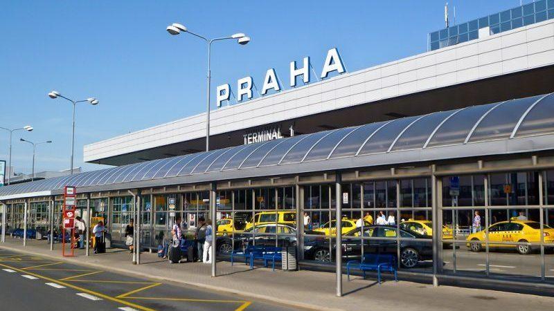 время перелета Москва - Прага