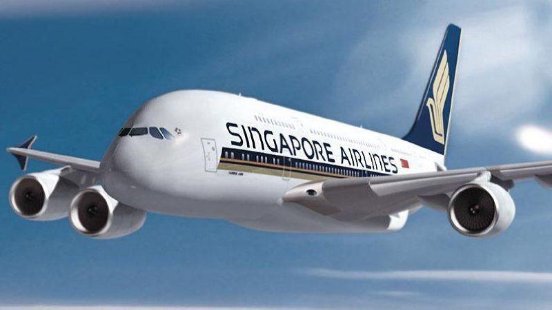 прямой рейс Москва - Сингапур время в пути