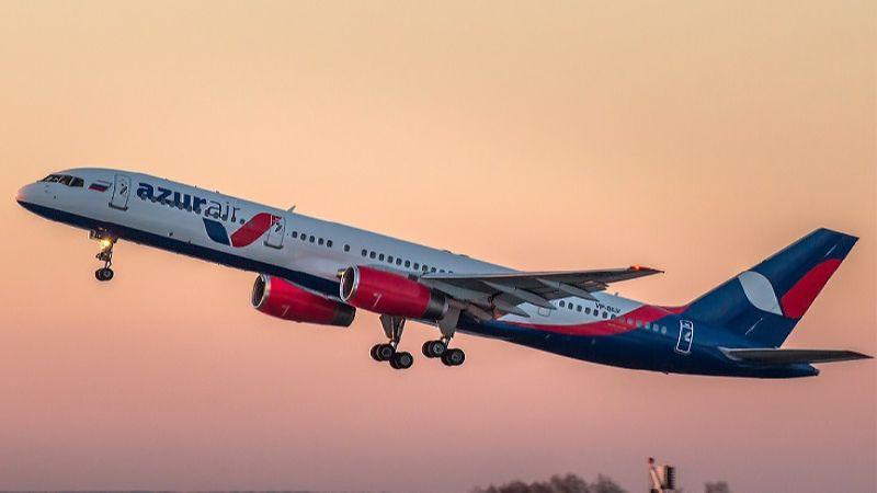 чья авиакомпания Azur Air