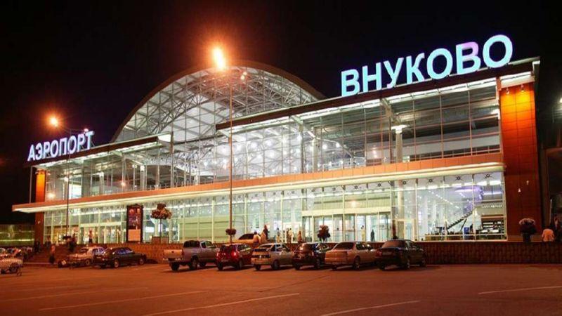 аэропорт VKO расшифровка