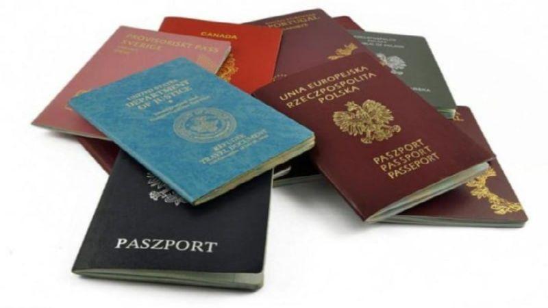 перелет по России по загранпаспорту