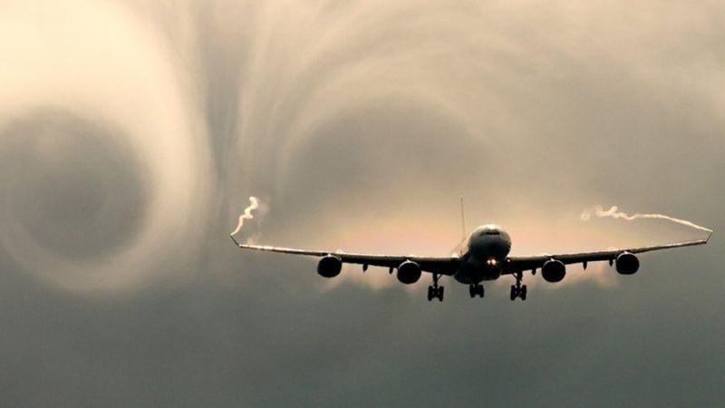 зона турбулетности в самолете что это