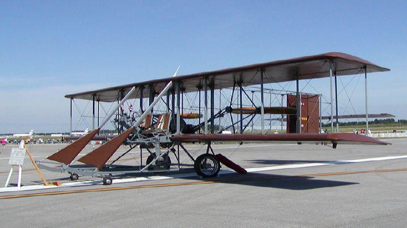 самолет братьев Райт