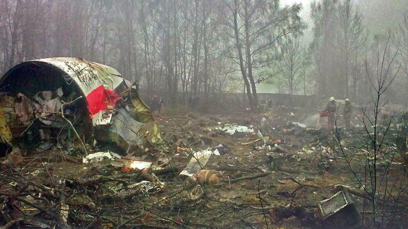 авиакатастрофы России