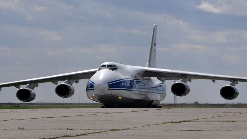 самый большой самолет в России