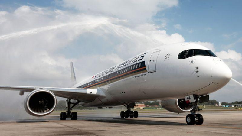 самый длинный рейс на самолете