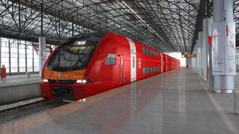 схема аэроэкспресса Белорусский вокзал - Шереметьево