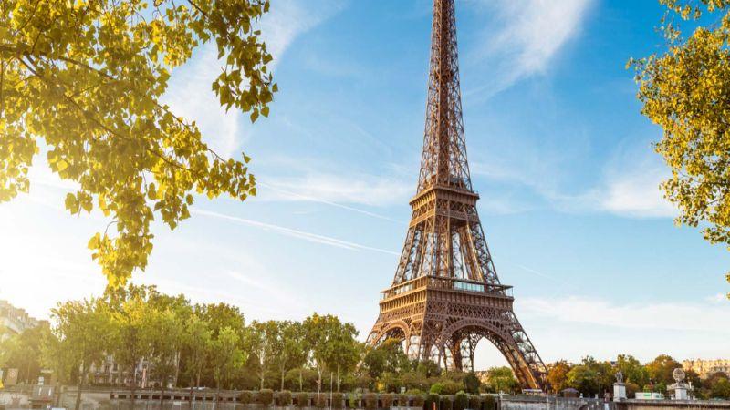 цена перелета Москва - Париж