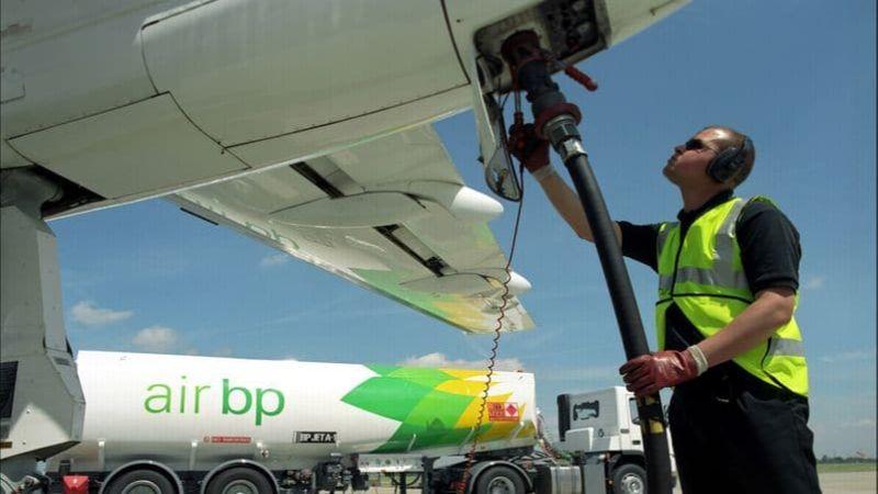 расход топлива самолета