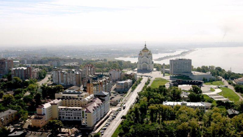 время полета Москва - Хабаровск