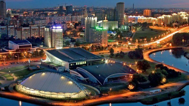 сколько лететь Москва - Минск