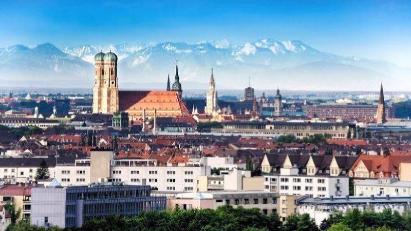 время полета Москва - Мюнхен